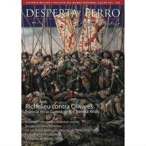 «Richelieu contra Olivares», Francia en la guerra de los treinta años