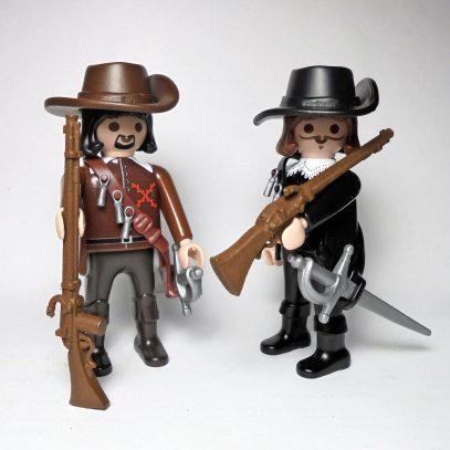 Tercios Duo Arcabuceros#1