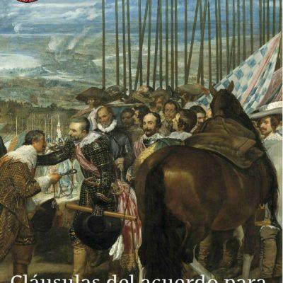 E-book: Cláusulas para el Acuerdo de la Rendición de Breda