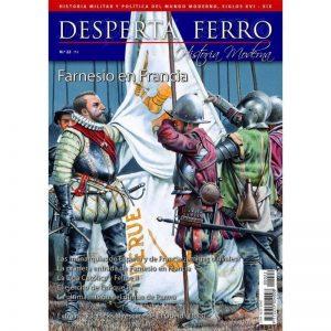 """""""Farnesio en Francia"""", Desperta Ferro"""