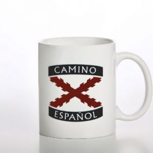 Taza del Camino Español
