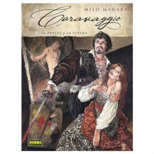 Caravaggio el pincel y la espada