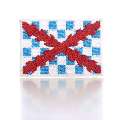 Bordado «Tercio de Spinola» con Cruz de Borgoña