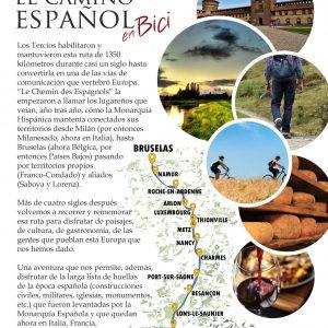 «El Camino Español en Bici»
