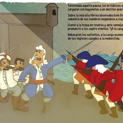 «Blas de Lezo y la defensa de Cartagena de Indias», Manuel Ángel Cuenca