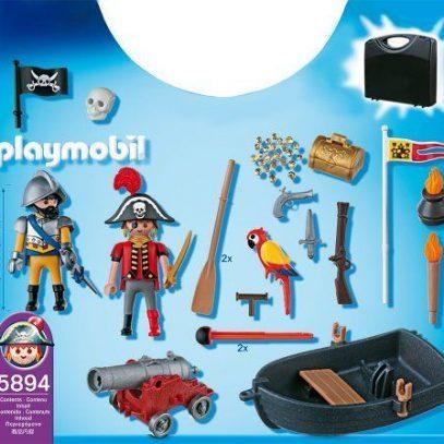 Maletin Playmobil Tienda de los Tercios
