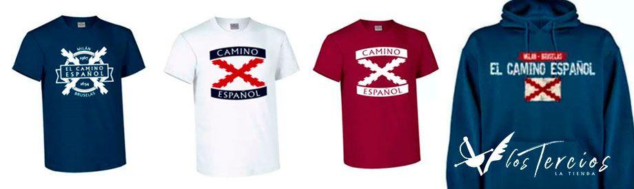 Cabecera categoría Camino Español