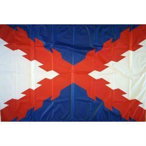 Bandera Tercio Viejo de Nápoles