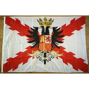 Bandera del Tercio de Flandes