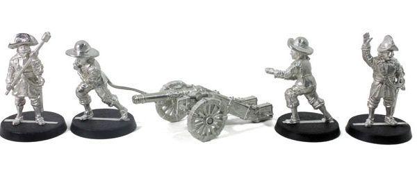 TE Pack Artillería Ligera