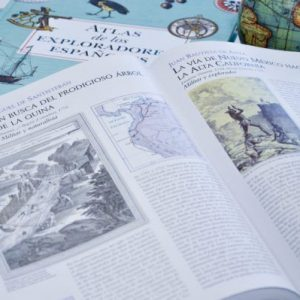 Atlas de los exploradores españoles (2ª edición)