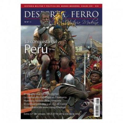 La conquista del Perú, Desperta Ferro