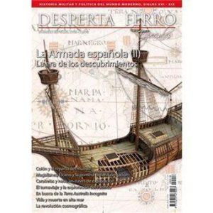 La Armada Española (II) -La era de los descubrimientos