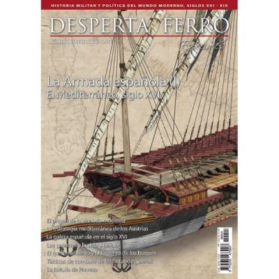 La Armada Española (I) – El Mediterraneo siglo XVI
