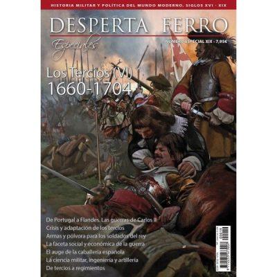 Los Tercios (VI) 1660-1704
