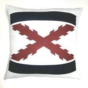 Cojín «Bandera España Antigua»
