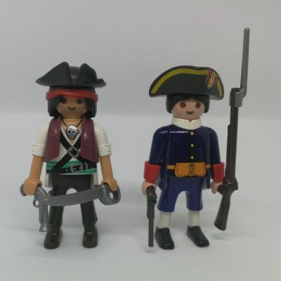 Pack Pirata + Infante Marina