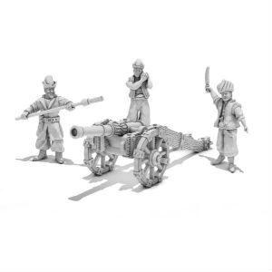 Artillería Turca