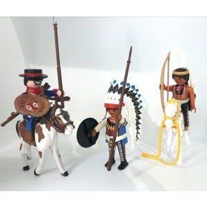 Pack Dragón de Cuera con Indios