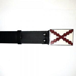 Cinturón bandera España Antigua