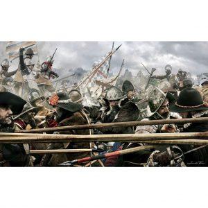 Batalla de Breda, 1625