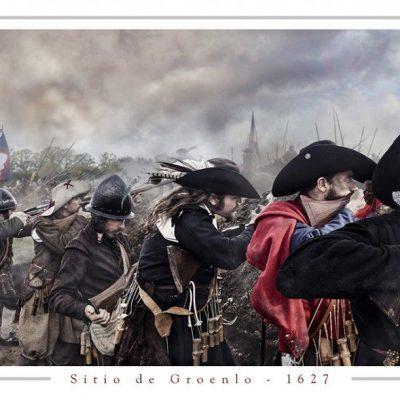 Asedio de Groenlo, 1627