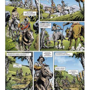1553: Tucapel