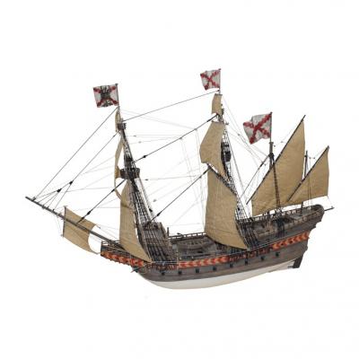 Galeón S.XVI (Maqueta)