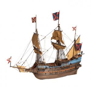 Galeón S.XVII (Maqueta)