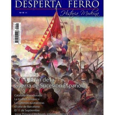 1714. El fin de la Guerra de Sucesión Española.