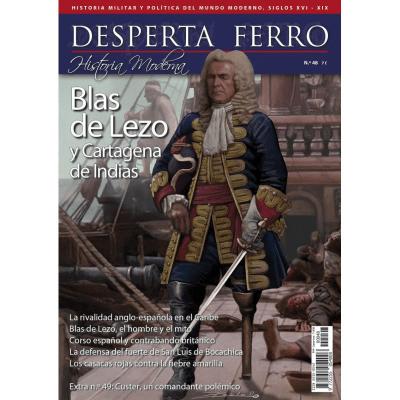 Blas de Lezo y Cartagena de Indias-Despertaferro
